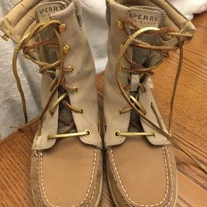 Sperry Hikerfish Top Sider Boots